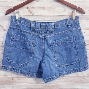 Vintage Chazzz mom Jean shorts